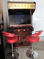 Lxicon S Mame Arcade Cabinet