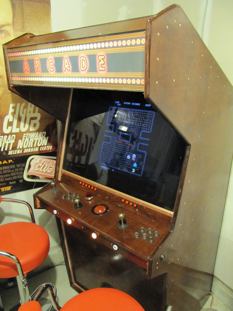 LXicon's MAME Arcade Cabinet