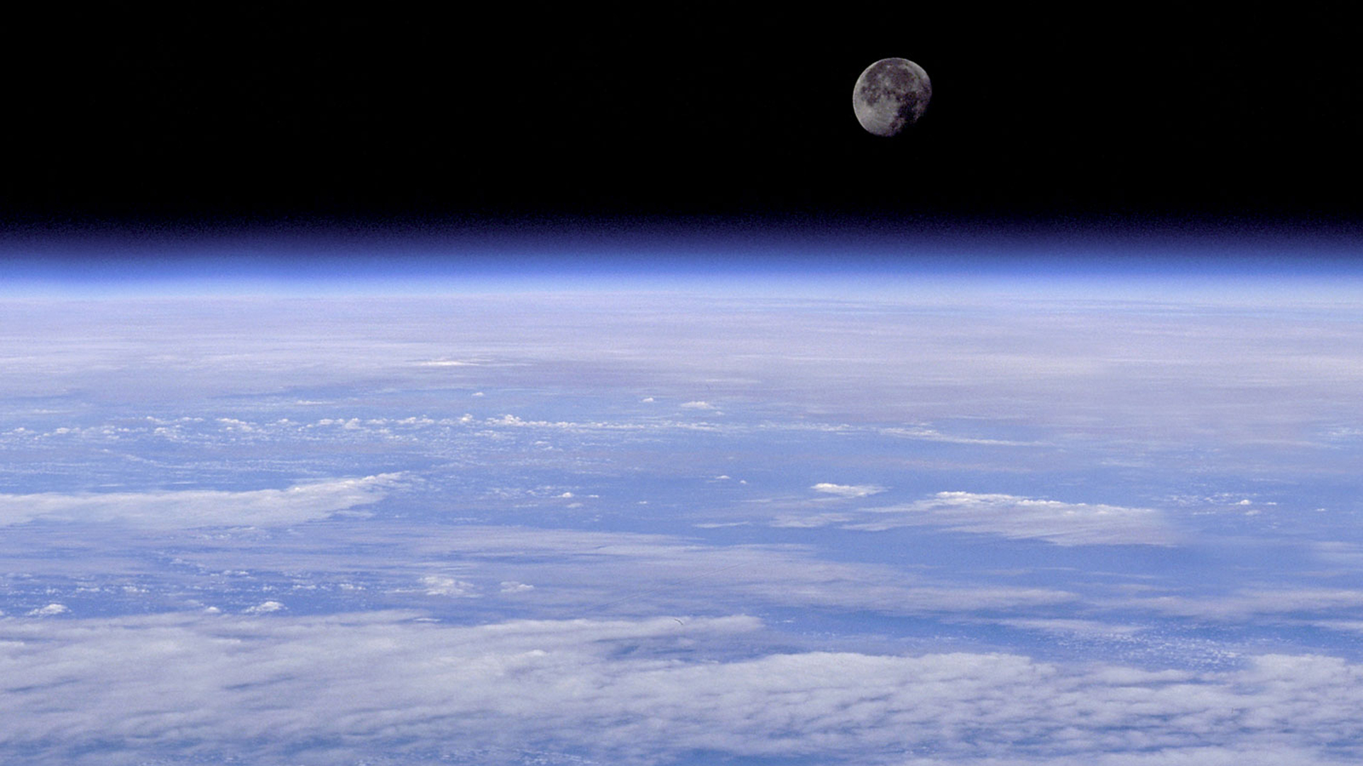 NASA Earth and Earth's Moon - Pics about space